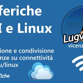 30 gennaio 2018 – Periferiche WIFI e Linux