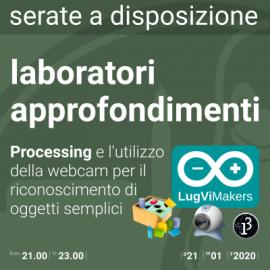 21 gennaio 2020 – laboratori e approfondimenti MAKERS!