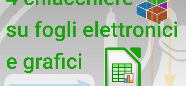 14 aprile 2020 – laboratorio – 4 chiacchiere su fogli elettronici e grafici